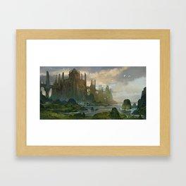 Castle Caladan Framed Art Print