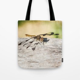 Hello Dragonfly Tote Bag