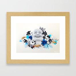 Ainsi-Venu Framed Art Print