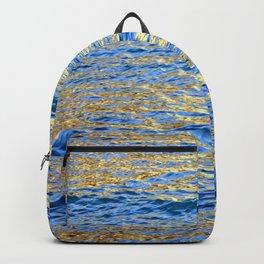 Liquid Gold Backpack