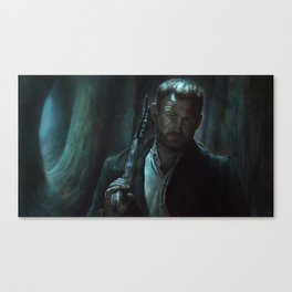 Benny  Lafitte from Supernatural Canvas Print