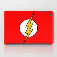 the flash iPad Cases featuring Flash by Bastien13