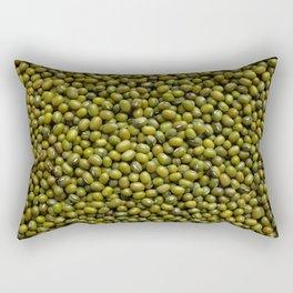Mung beans Rectangular Pillow