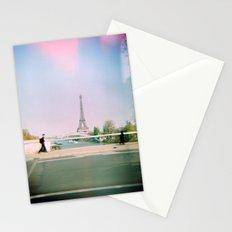 Paris Holga: Eiffel Tower Stationery Cards