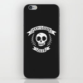 Doom & Gloom Club iPhone Skin