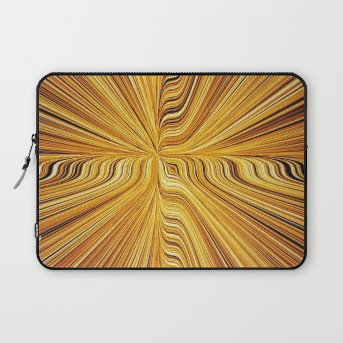 Electric Field Art XXVI Laptop Sleeve