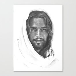 Christ (lightened) Canvas Print