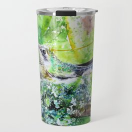 Hummingbird Nest Travel Mug