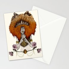 L  E  O [in colour] Stationery Cards
