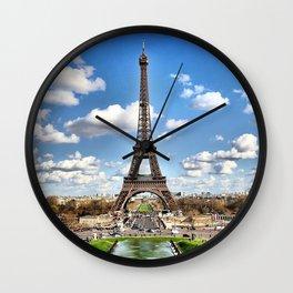 Paris - World Big City Wall Clock