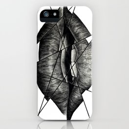 Passionate As Sin iPhone Case