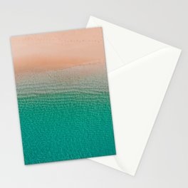 5 o'clock; and there's a beach somewhere! Stationery Cards