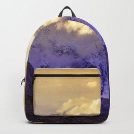SUNRISE AT APU SALKANTAY Backpack