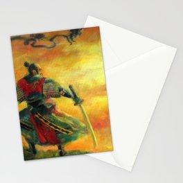 Samurai 1 Stationery Cards