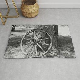Wagon Wheel Rugs Society6