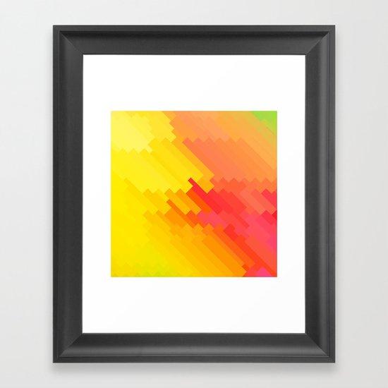 12Y Framed Art Print