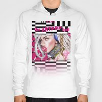 artrave Hoodies featuring artRAVE by Denda Reloaded