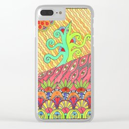 Hillside Clear iPhone Case