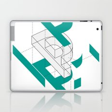 Exploded P Laptop & iPad Skin