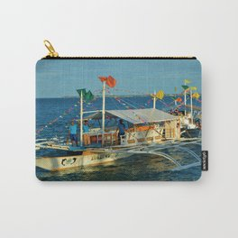 Cebu Seaside Carry-All Pouch