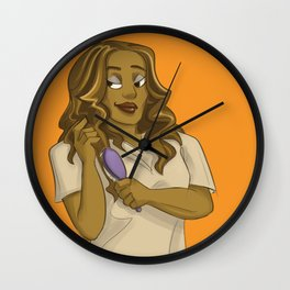 Sophia OITNB Wall Clock