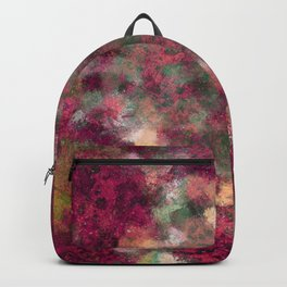 Unknown Flower Backpack