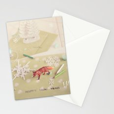Happy New Year! Stationery Cards