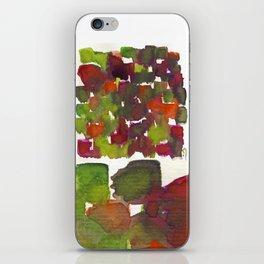 Marina's Christmas Theme iPhone Skin
