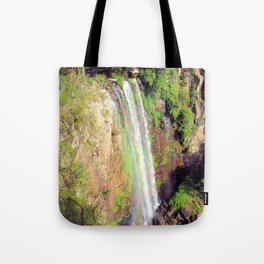 Queen Mary Falls Tote Bag