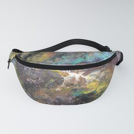 Soliloquy to Carbon Fanny Pack