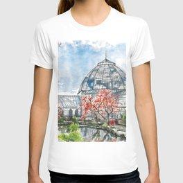 Detroit Belle Isle Conservatory T-shirt