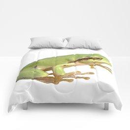European Tree Frog Comforters
