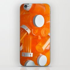 Pill Bottles iPhone Skin