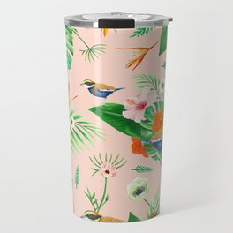 Jewel of The Forest - Pink Travel Mug