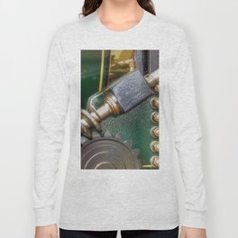 Screw Gear & Bolts Long Sleeve T-shirt