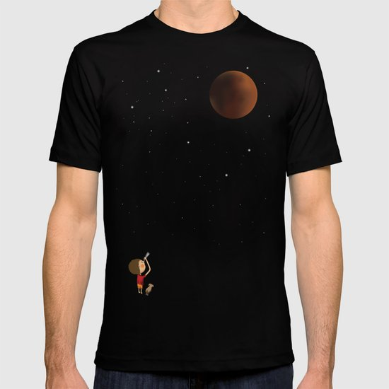 The Red Moon T-shirt