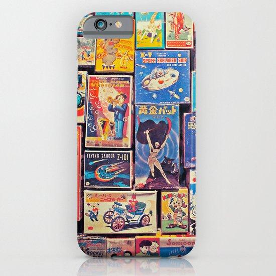 Toy Warp iPhone & iPod Case