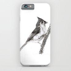 Tufted Titmouse iPhone 6s Slim Case