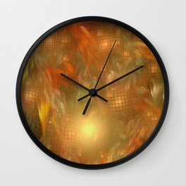 Released soul Wall Clock