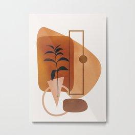Modern Abstract Art 53 Metal Print