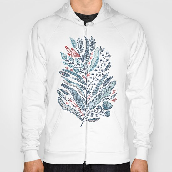 Turning Over A New Leaf Hoody