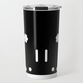 Cassette Tape Play Me Travel Mug