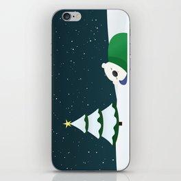Christmas Dreaming iPhone Skin