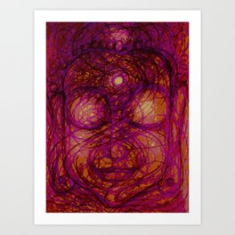 238 Art Print