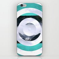 lake iPhone & iPod Skins featuring Lake Louise by Fimbis