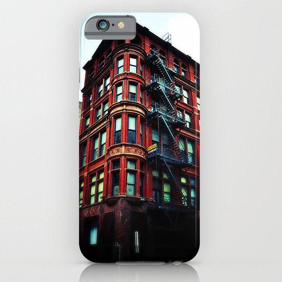 Vacancy iPhone & iPod Case