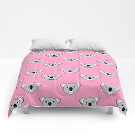 Koala Cuddles Comforters