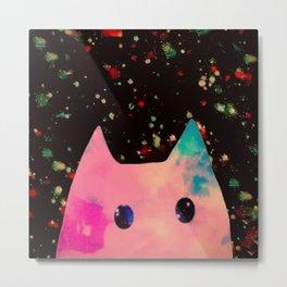 cat 6 Metal Print