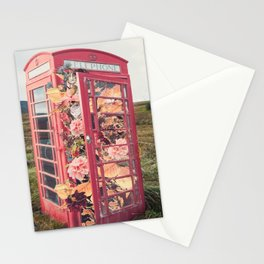 Flower Booth Stationery Cards