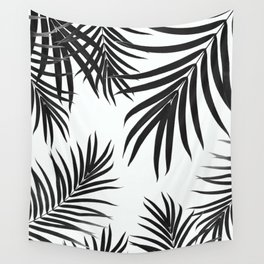 Palm Leaves Pattern Summer Vibes #2 #tropical #decor #art #society6 Wall Tapestry